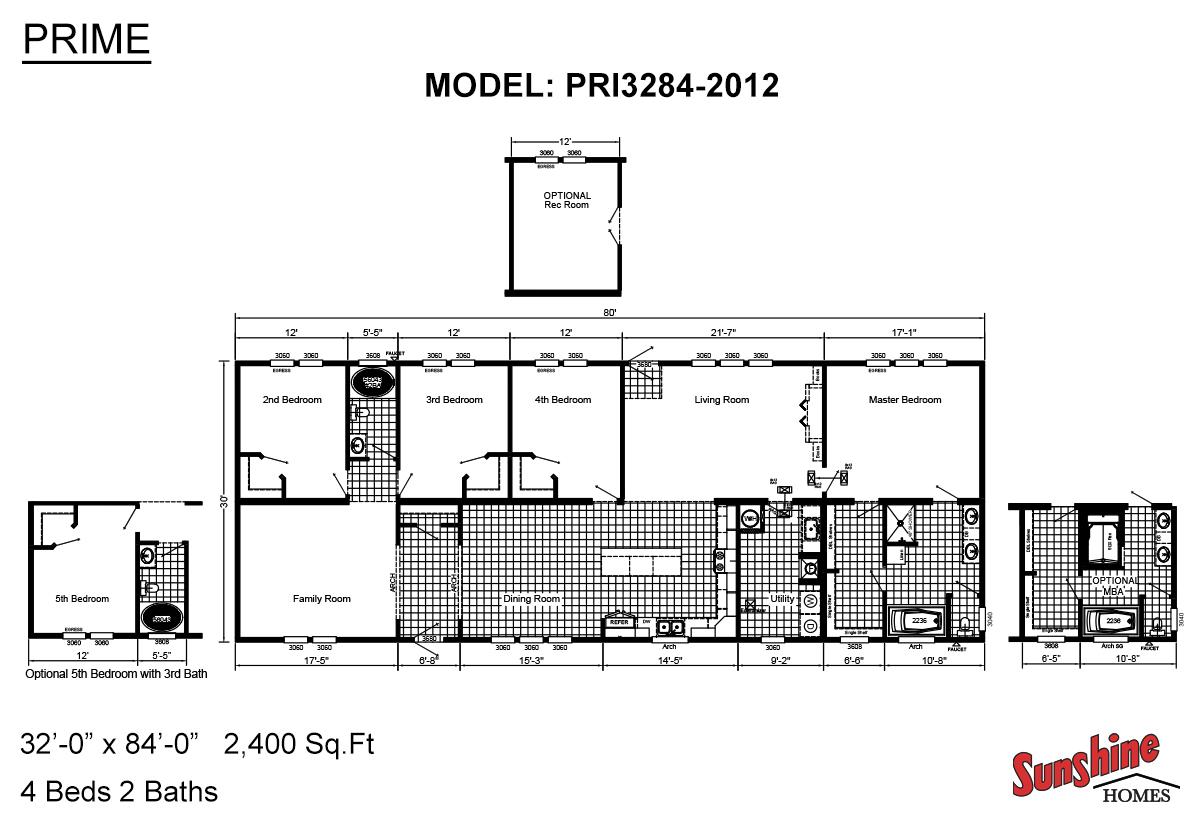Prime PRI3284-2012 Layout