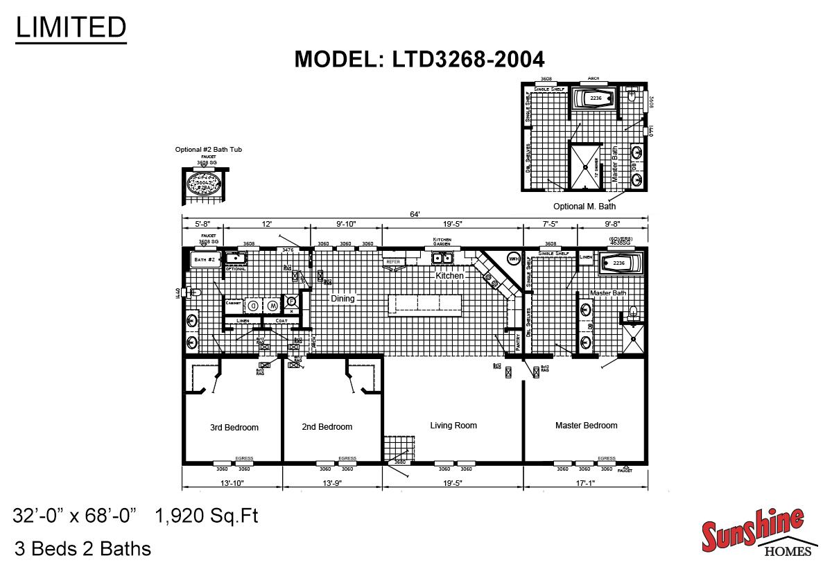 Limited LTD3268-2004 Layout