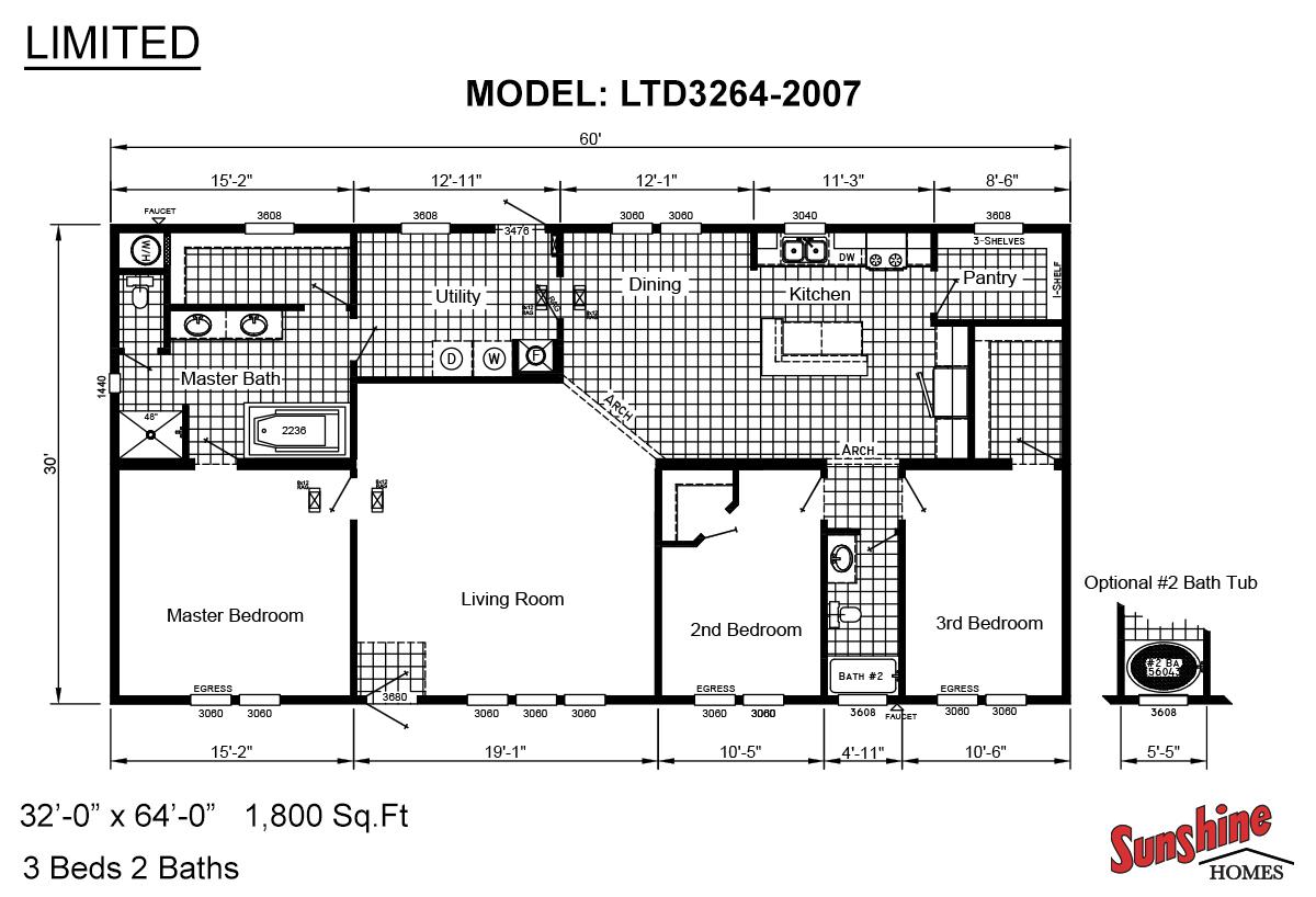 Limited - LTD3264-2007