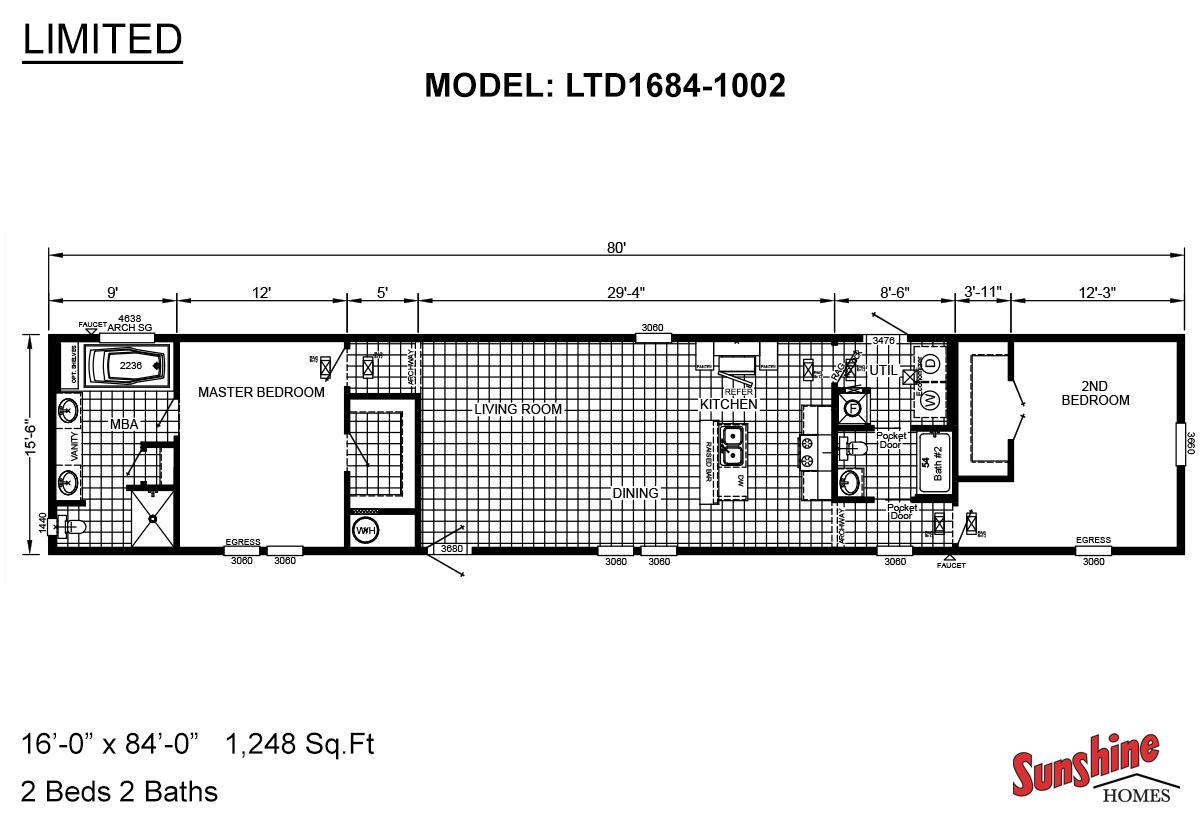 Limited - LTD1684-1002