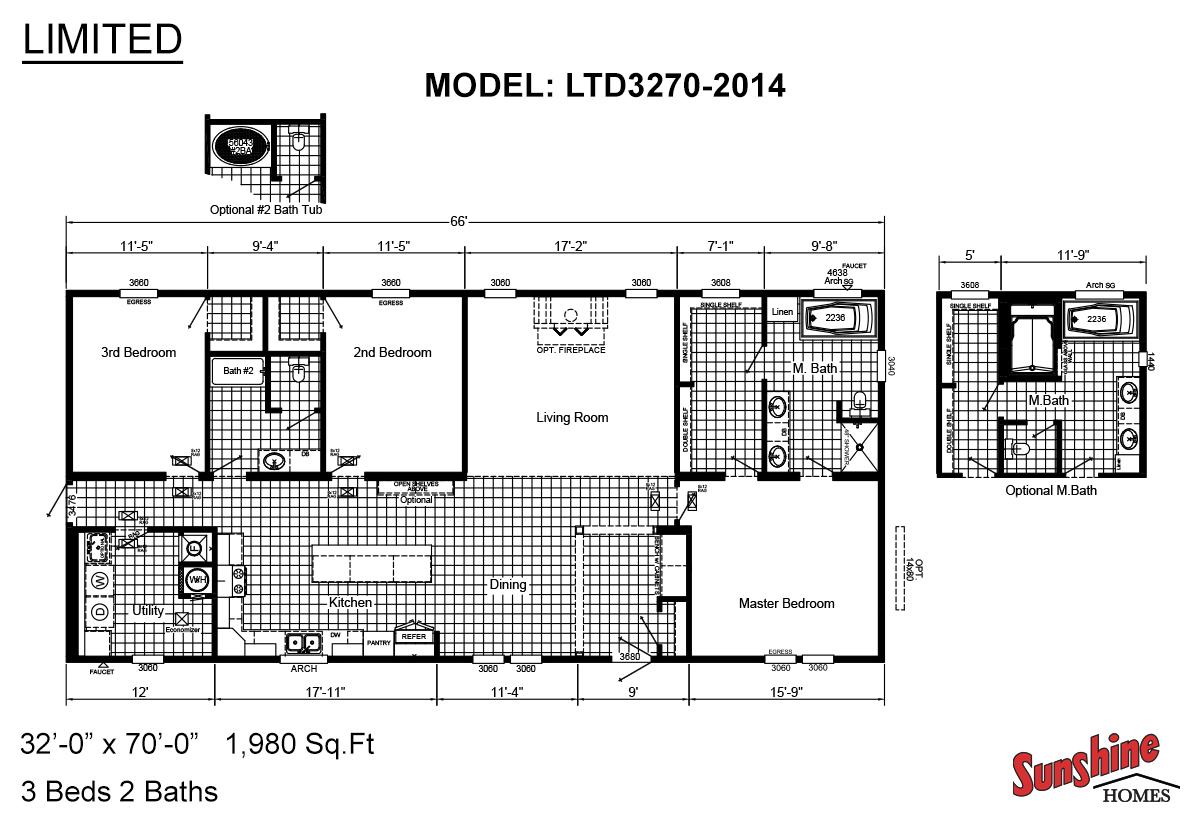 New Castle Homes In Harrisonville, MO
