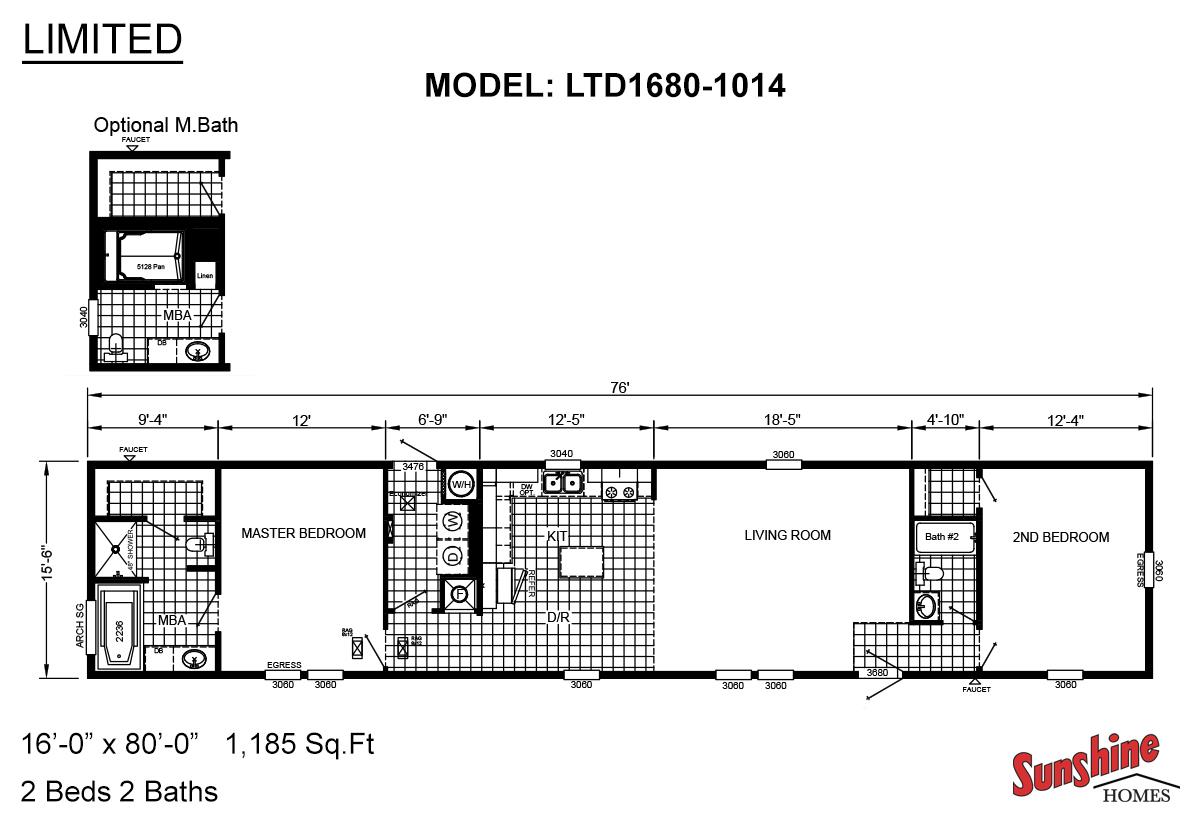 Limited - LTD1680-1014