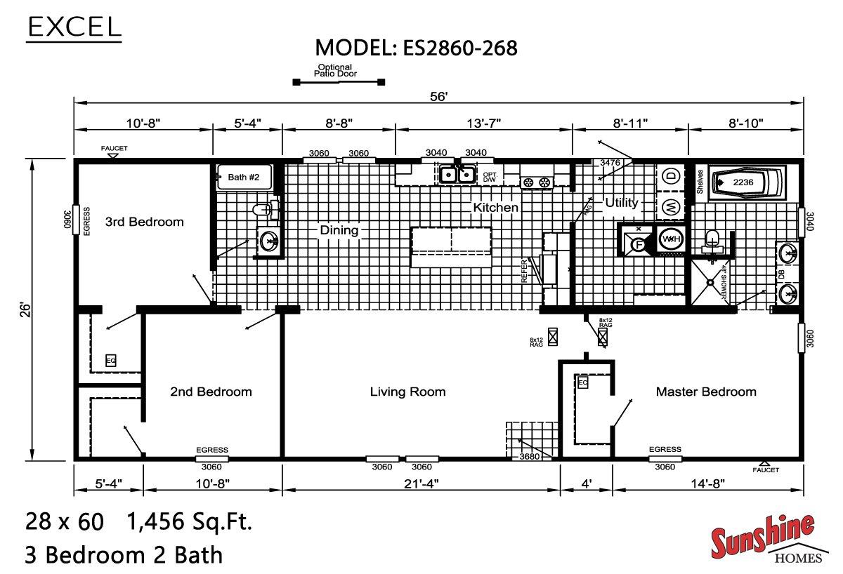 Excel ES2860-268