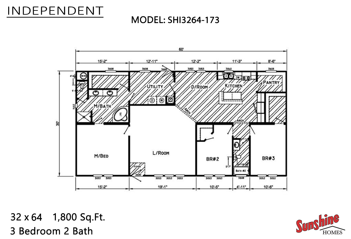 Independent SHI3264-173