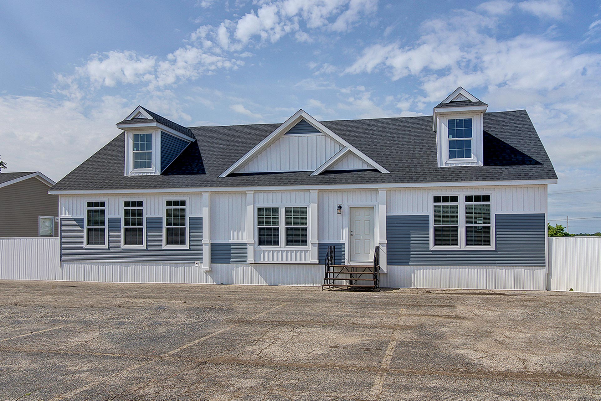 Barclay 6201 by rona homes for Barclay home design