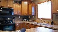 BellaVista Birch Kitchen