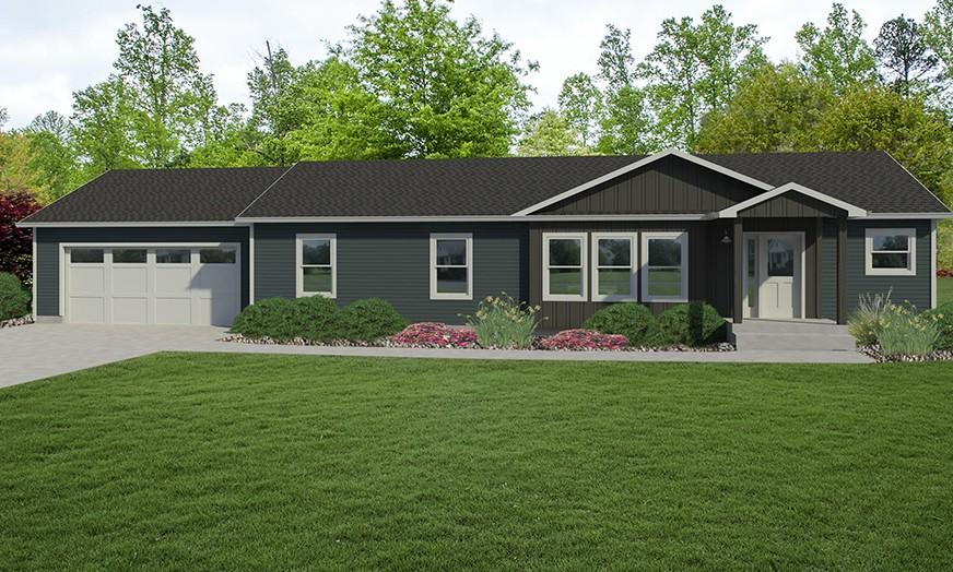 D h homes in garden city ks manufactured home dealer for Camellia homes