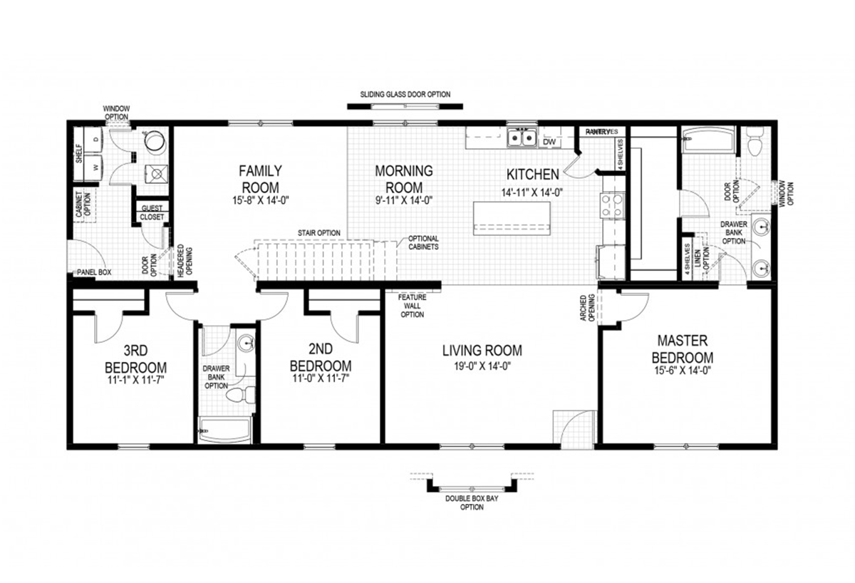 Bellavista juniper xl by bonnavilla for Juniper floor plan