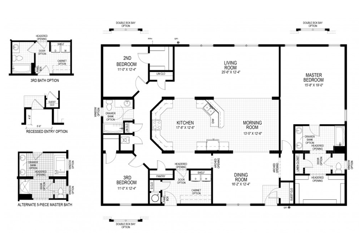 D Amp H Homes In Garden City Ks Manufactured Home Dealer