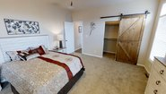 BellaVista Red Oak Bedroom