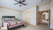 Sky Ranch E295 Kaufman Bedroom