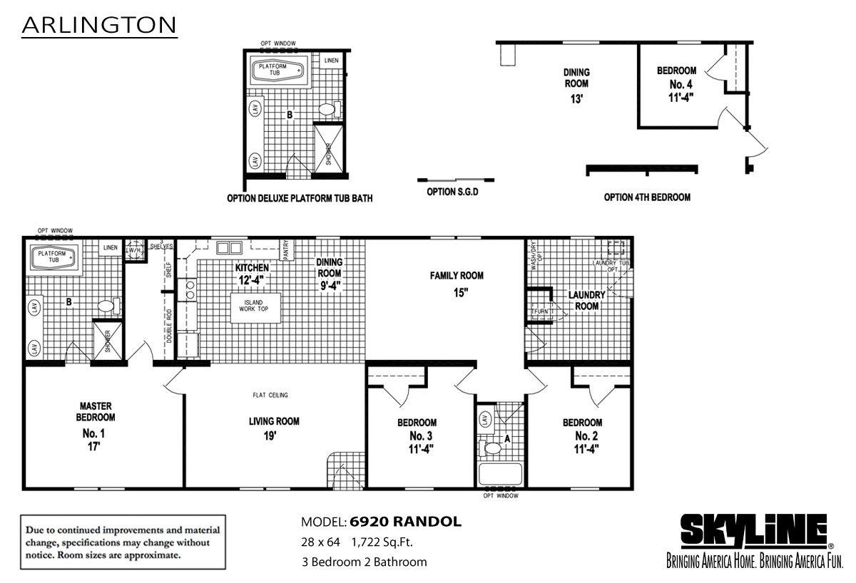 arlington 6920 randol by skyline homes