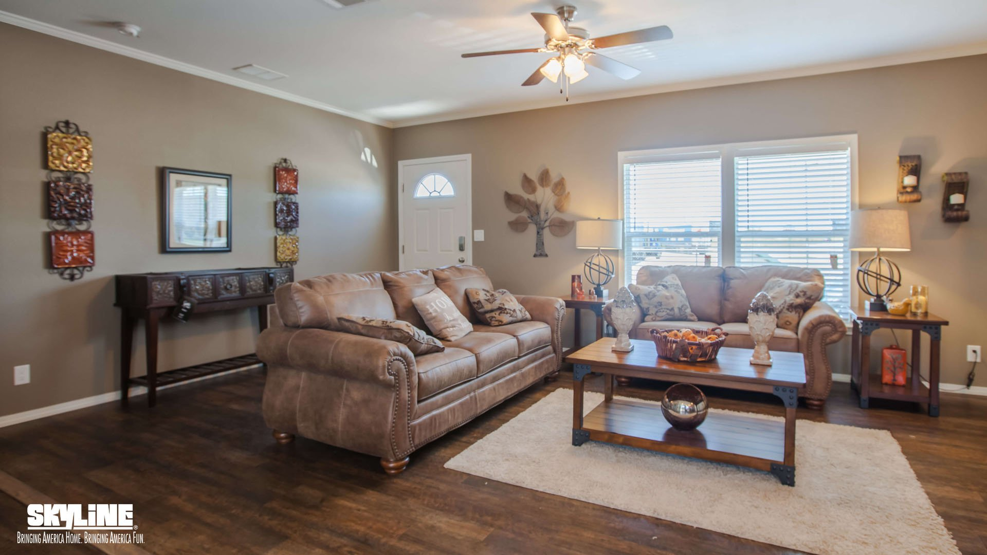 The Victory D632 By Skyline Homes