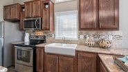 Park Model RV 536 Kitchen