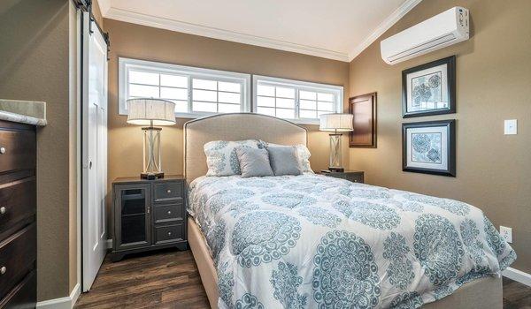 Park Model RV / APS 630 - Bedroom