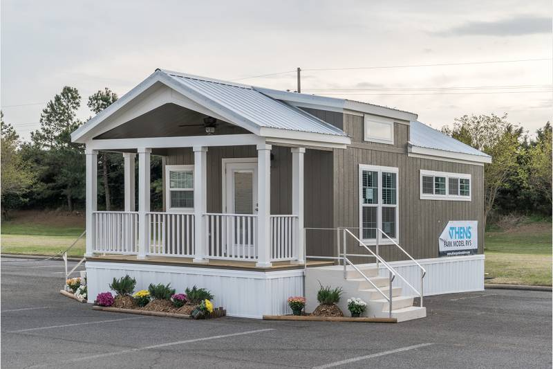 Park Model Rv Aps 630 By Athens Park Homes