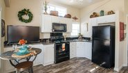 Park Model RV 601 Kitchen