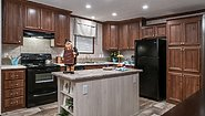 Bigfoot 9122 Kitchen