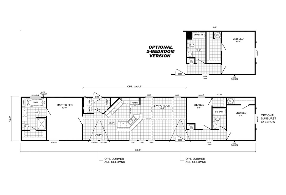 Columbia Discount Homes In Columbia Mo Manufactured