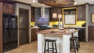 Dynasty Series The Taylor 6732DT Kitchen