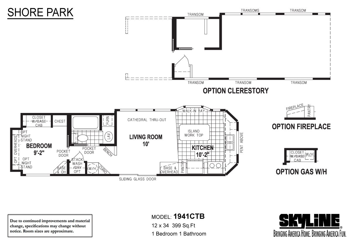 Camptown rv peletier nc for Shore house plans