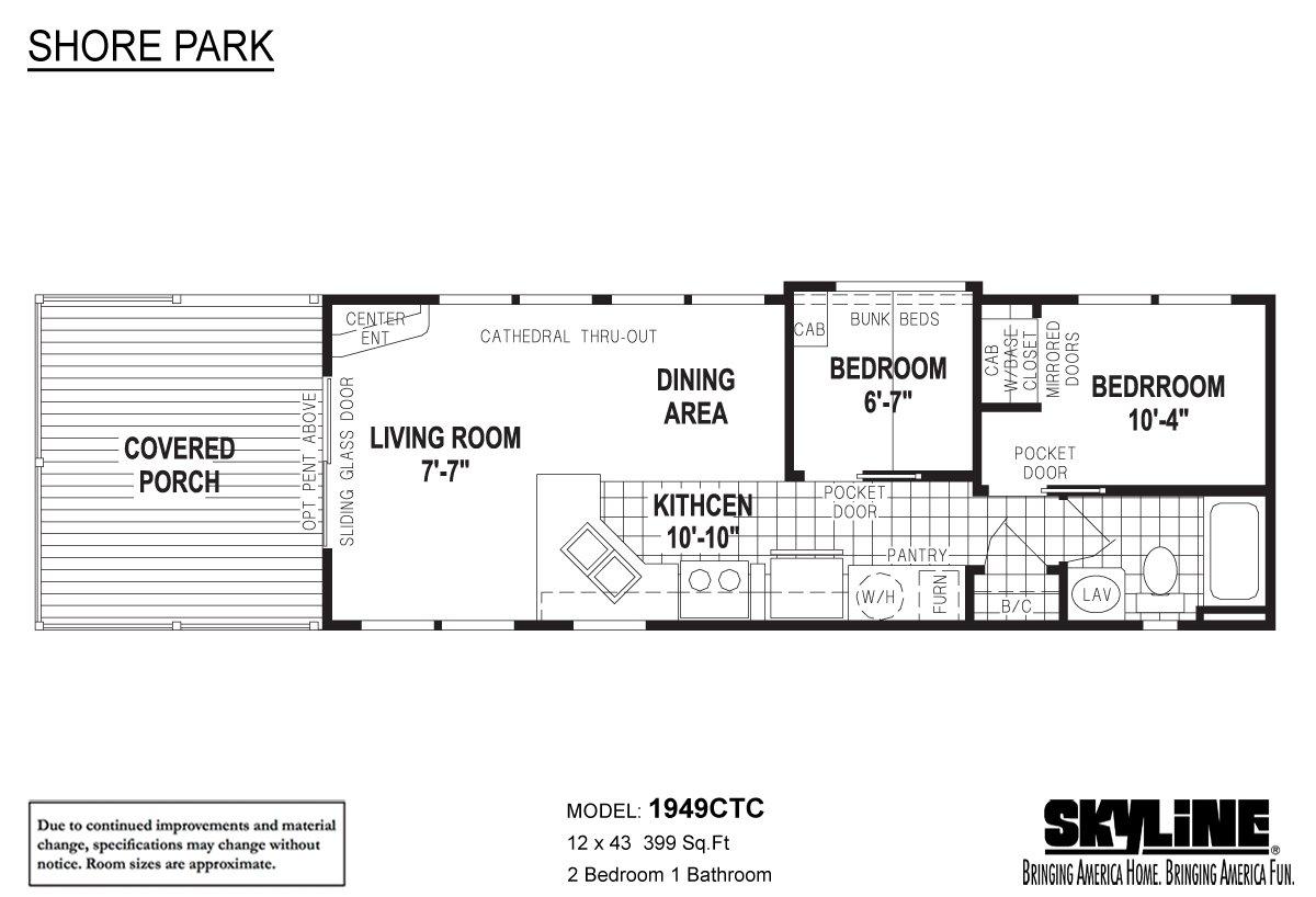 Driftwood rv center for Shore house plans