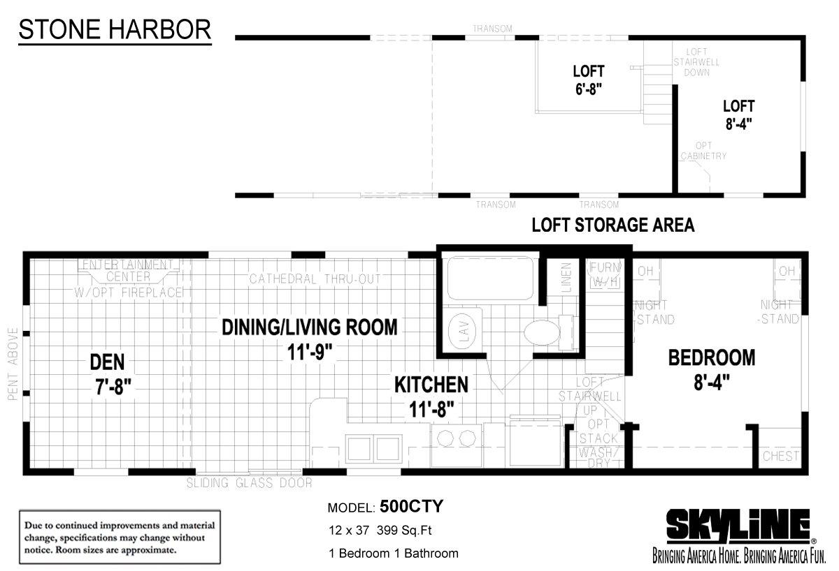 Stone Harbor 500CTY
