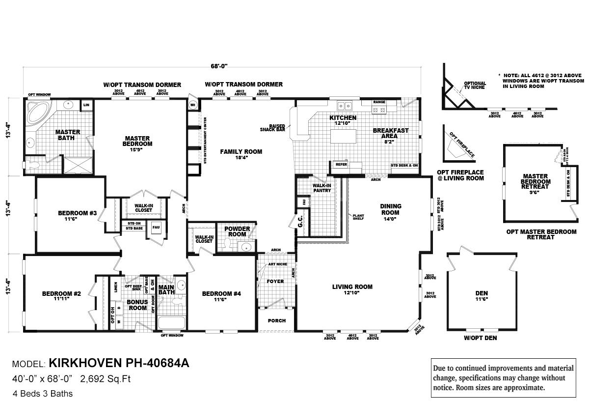 Pinehurst - Kirkhoven
