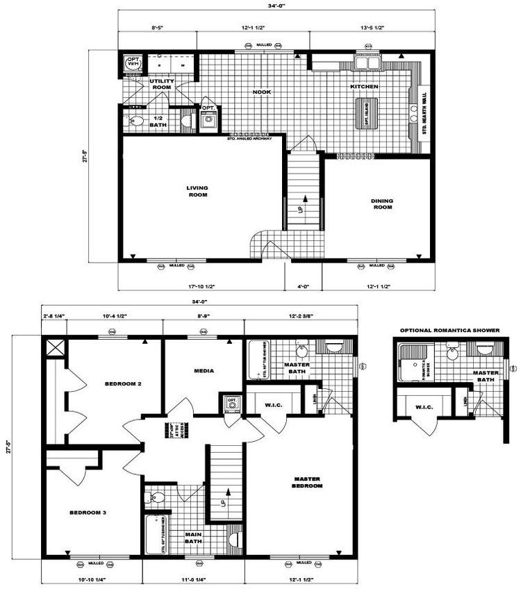 Two-Story Laura Layout