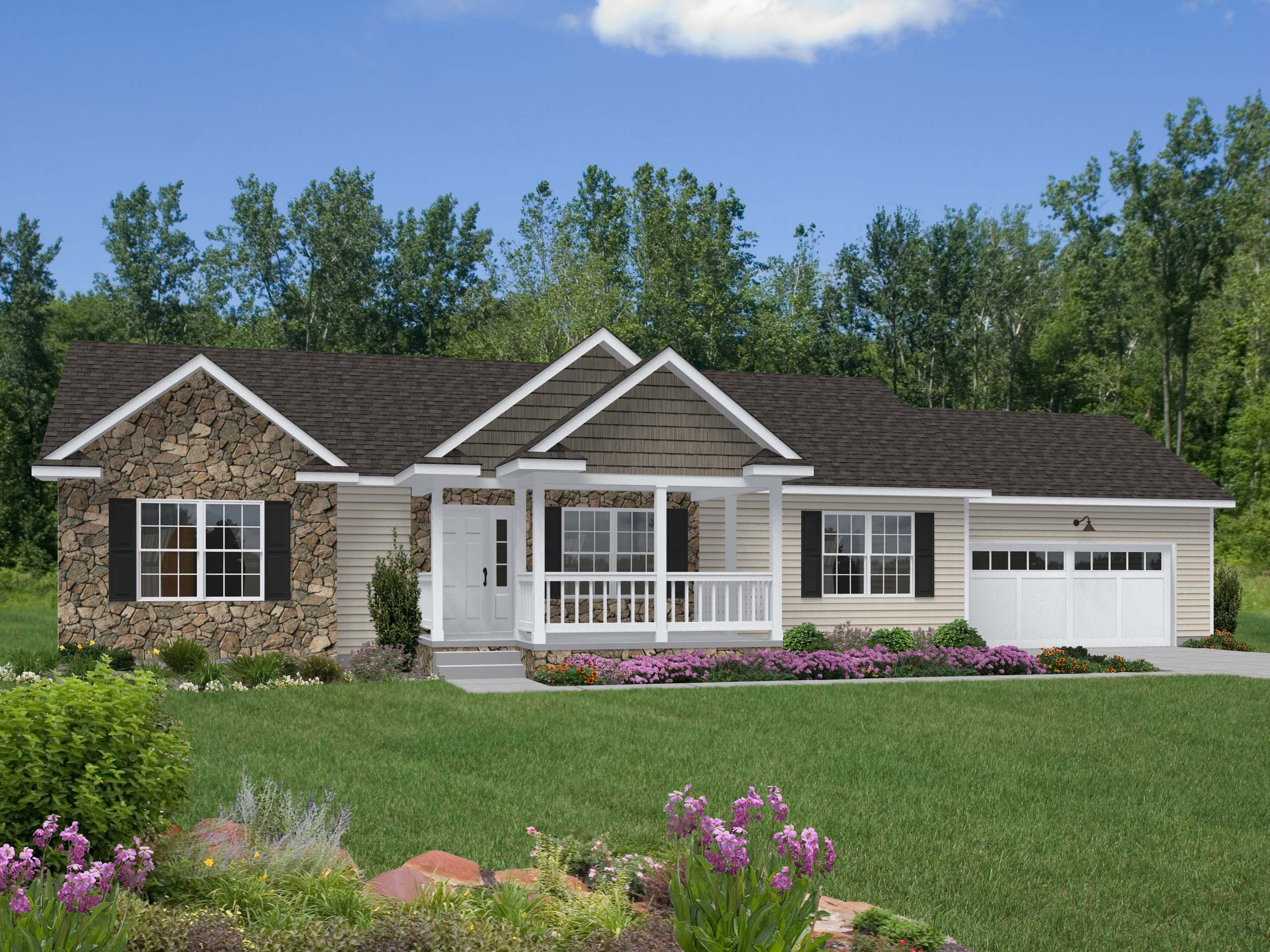 Ranch Harding By Pleasant Valley Homes