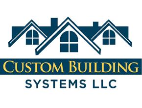 Custom Building Systems Logo
