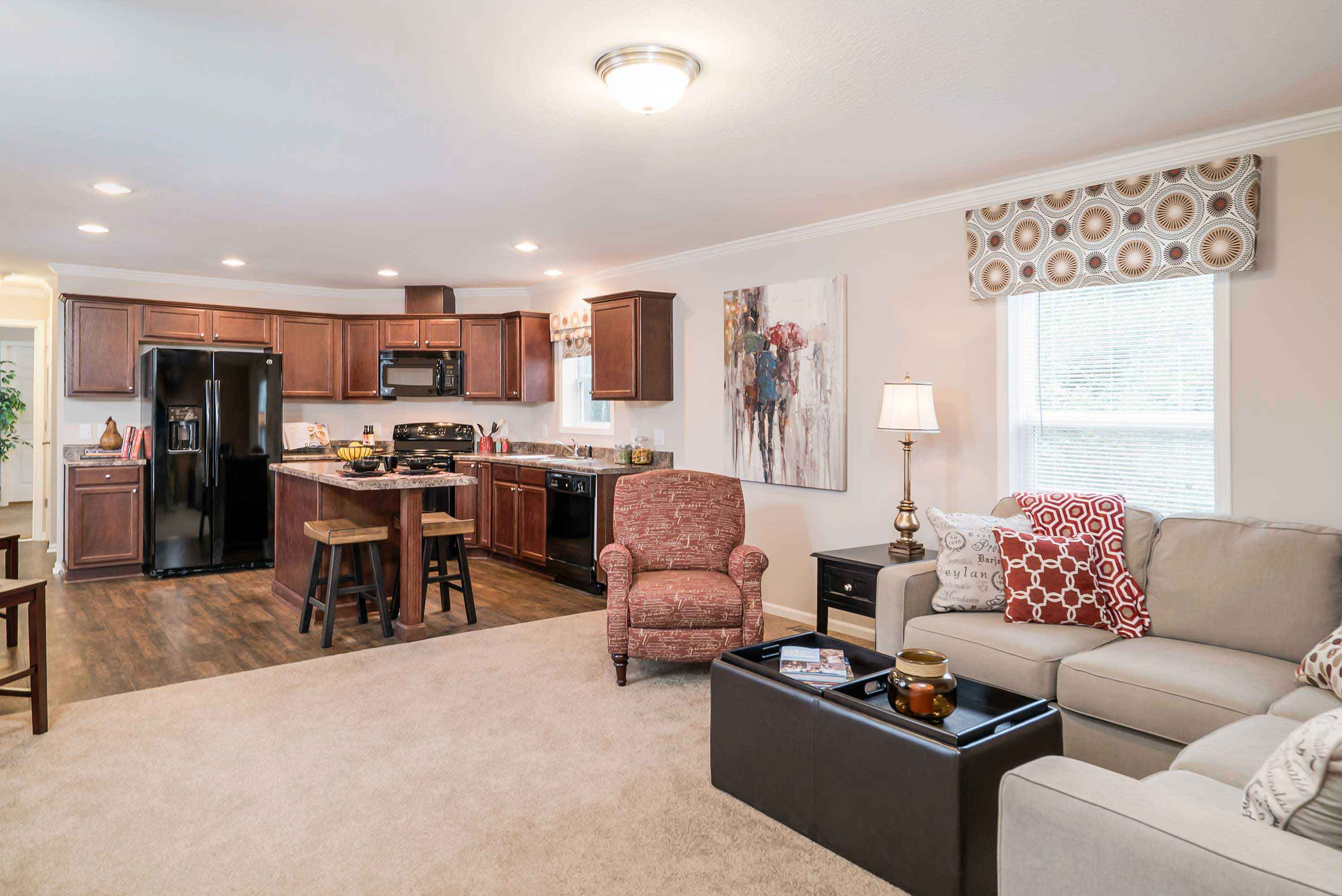Freedom Living Oxford By Franklin Homes