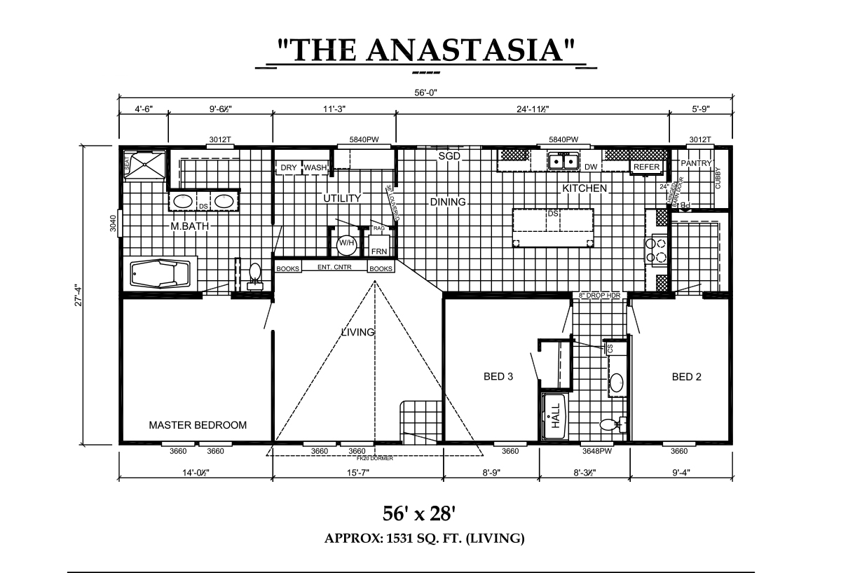 Estates Series The Anastasia