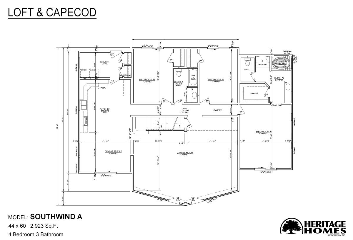 Loft and Capecod - Southwind A