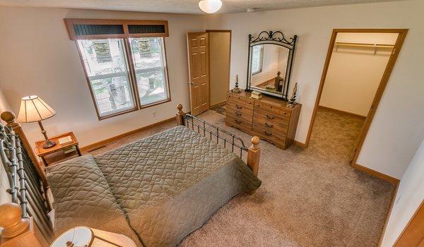 Inspiration MW / The Danbury - Bedroom