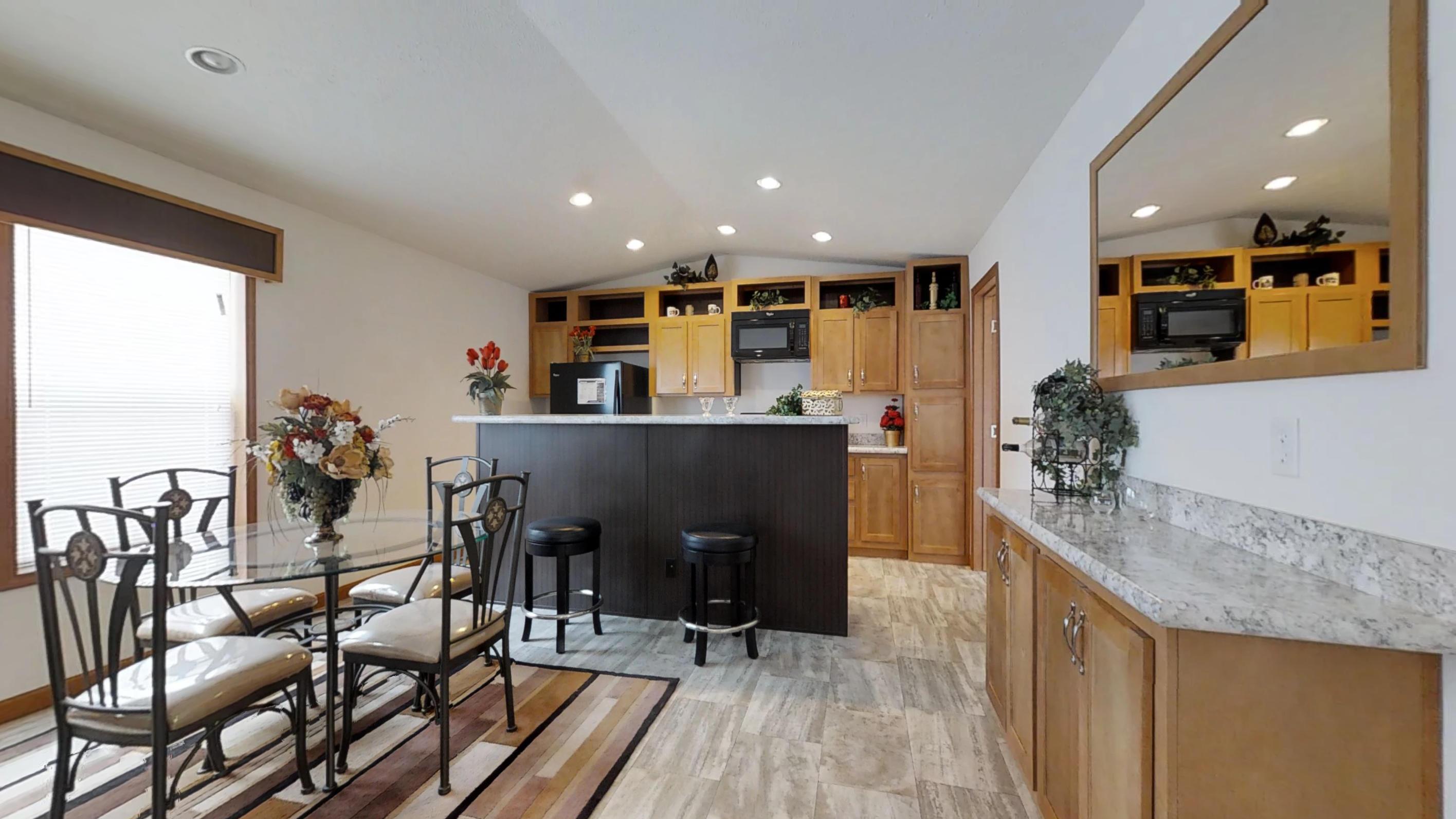 Inspiration MW / The Monroe - Kitchen