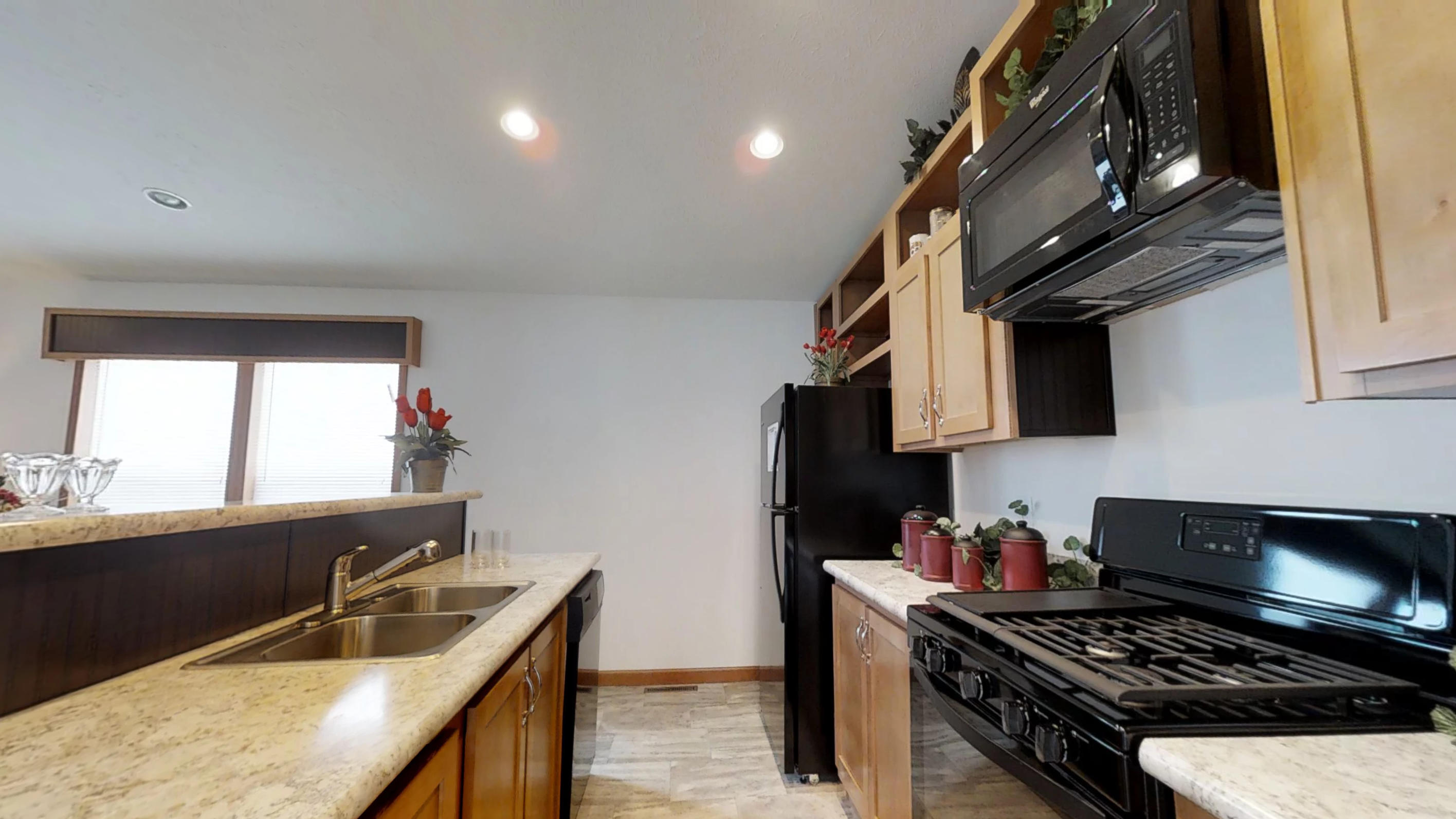 Inspiration MOD / The Monroe Modular - Kitchen