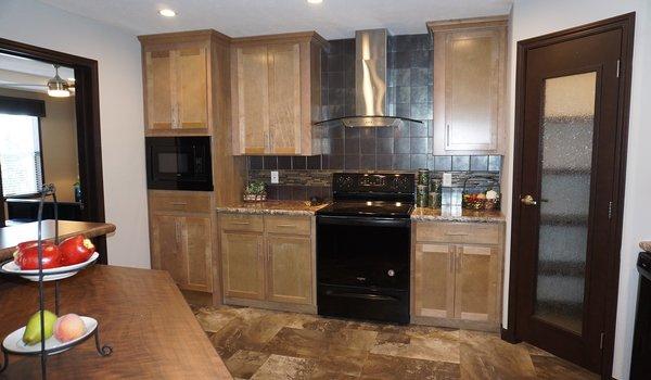 Showcase MW / The Timber Lodge - Kitchen