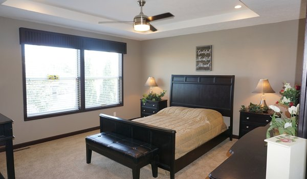 Showcase MW / The Timber Lodge - Bedroom