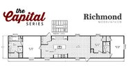 Capital Series The Richmond Layout