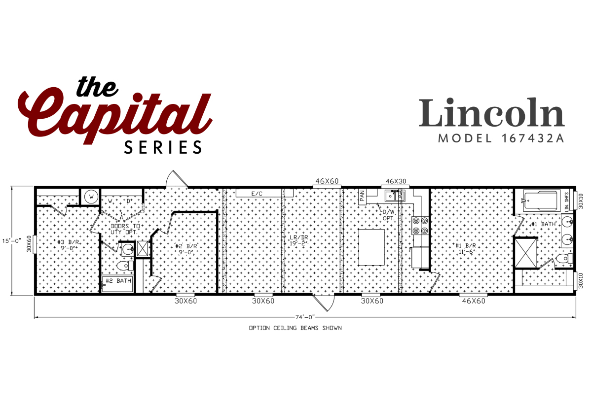 Capital Series The Lincoln Layout