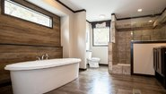 The Patriot Home The Washington Bathroom