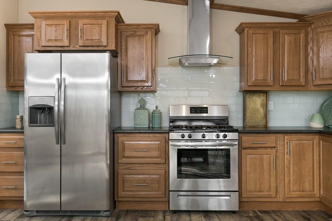 Riverview Series / 208 - Kitchen