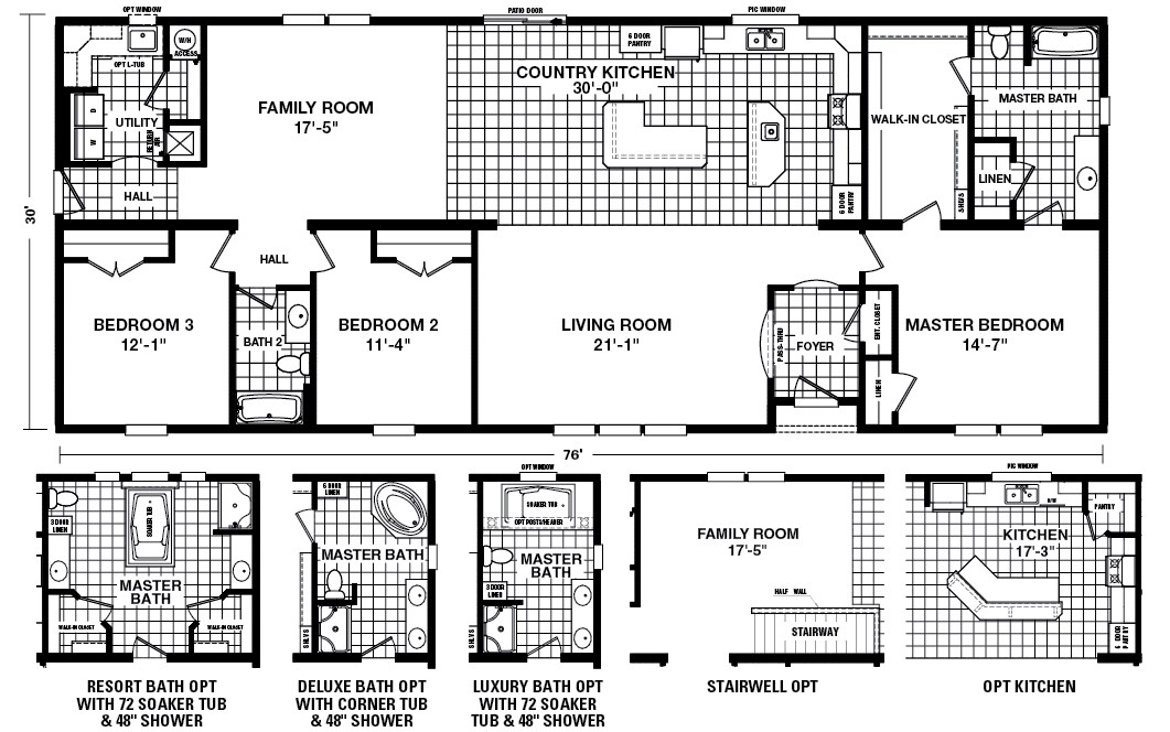 Homes Of Integrity Floor Plans: Integrity Series / 507 By Schult Homes