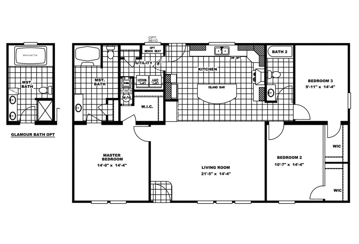 Cumberland - The Prairie House