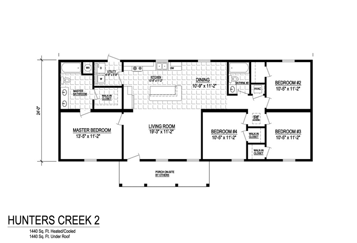 one story collection    hunter u0026 39 s creek by yess home center of vidalia