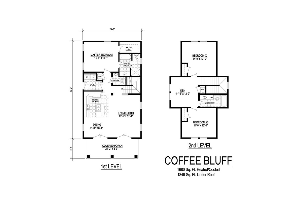 Cape Collection - Coffee Bluff