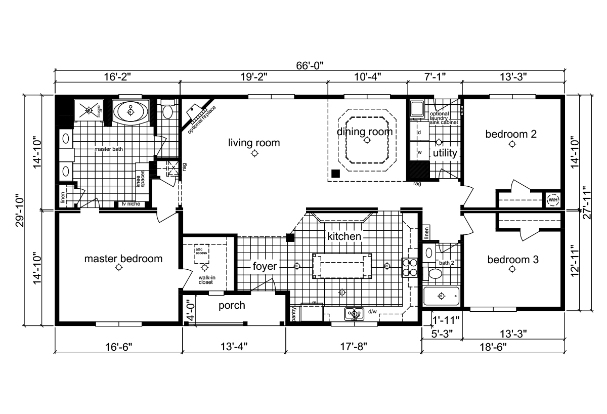HBS Elite Collection St. Andrews I Layout