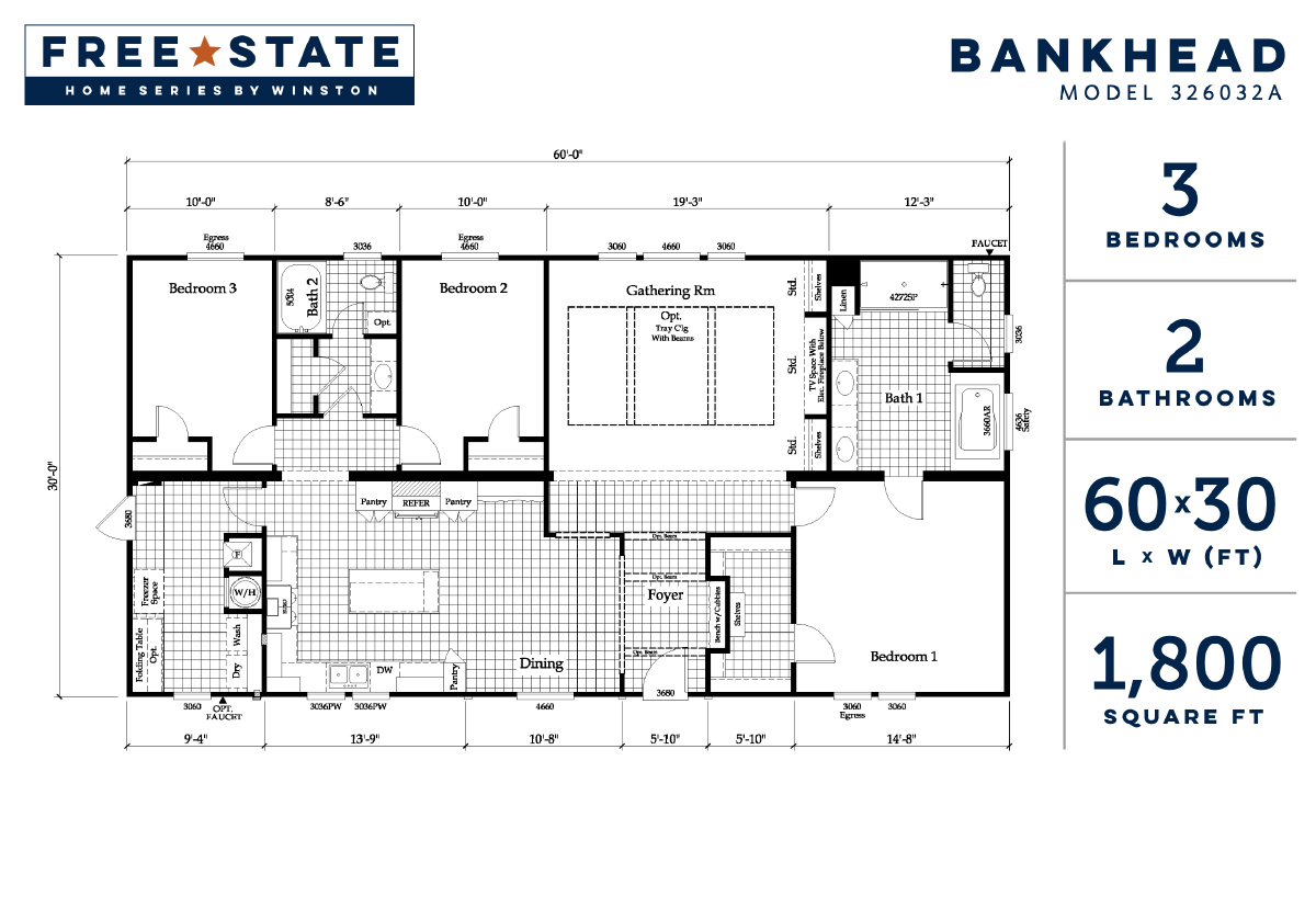 Free State - The Bankhead