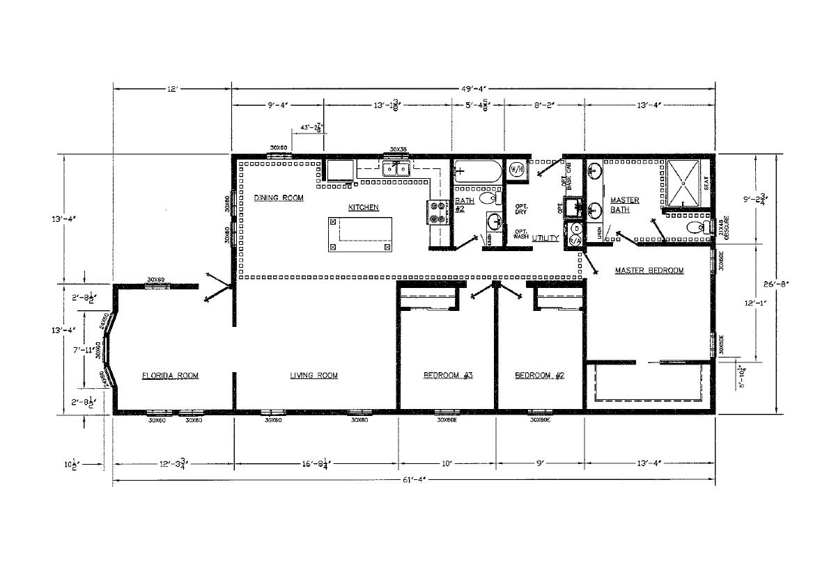 G Series 28161 548 C Amp G Mobile Homes